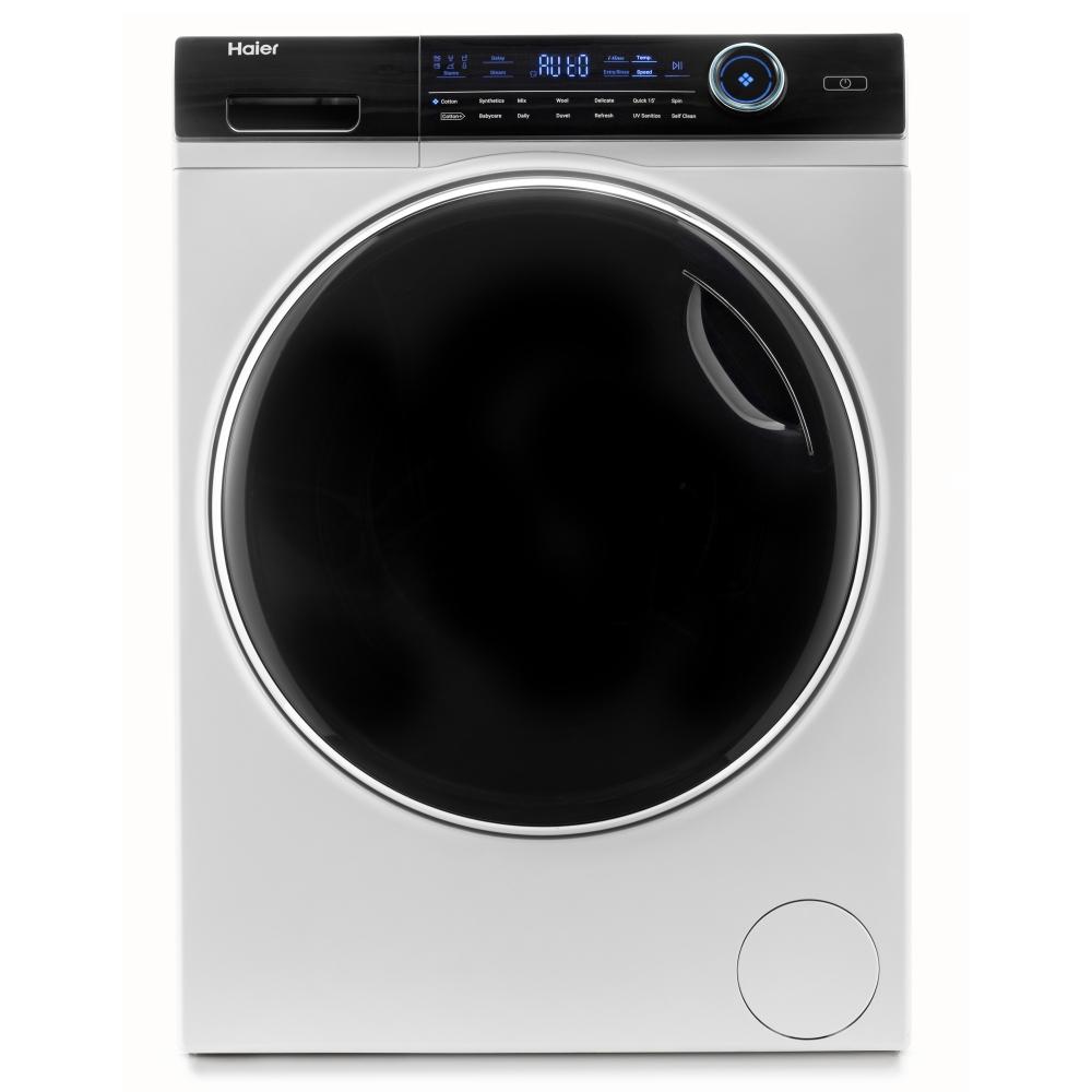 Haier HW80-B14979 8kg I-Pro Series 7 Freestanding Washing Machine 1400rpm - WHITE