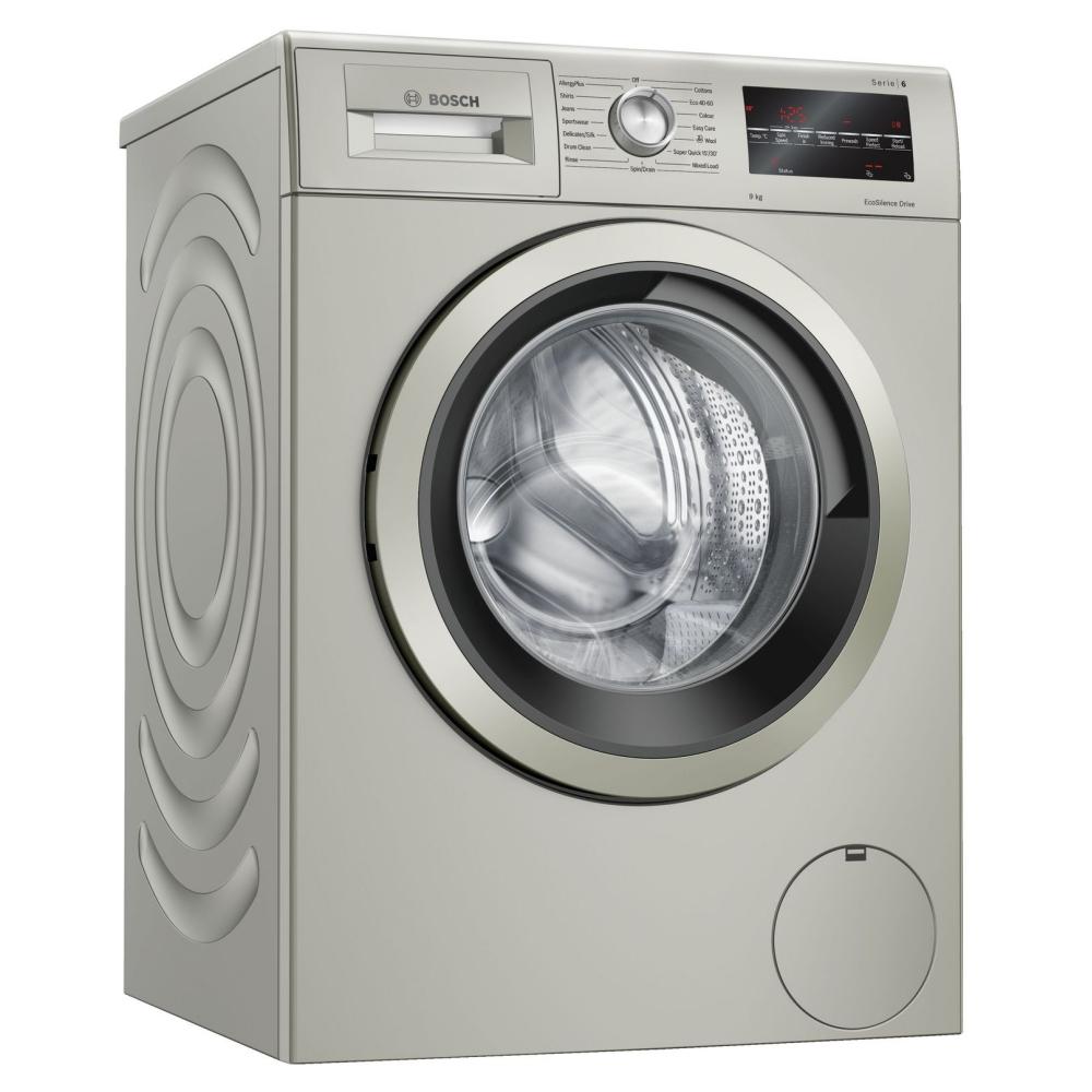 Bosch WAU28TS1GB 9kg Serie 6 Washing Machine 1400rpm - SILVER