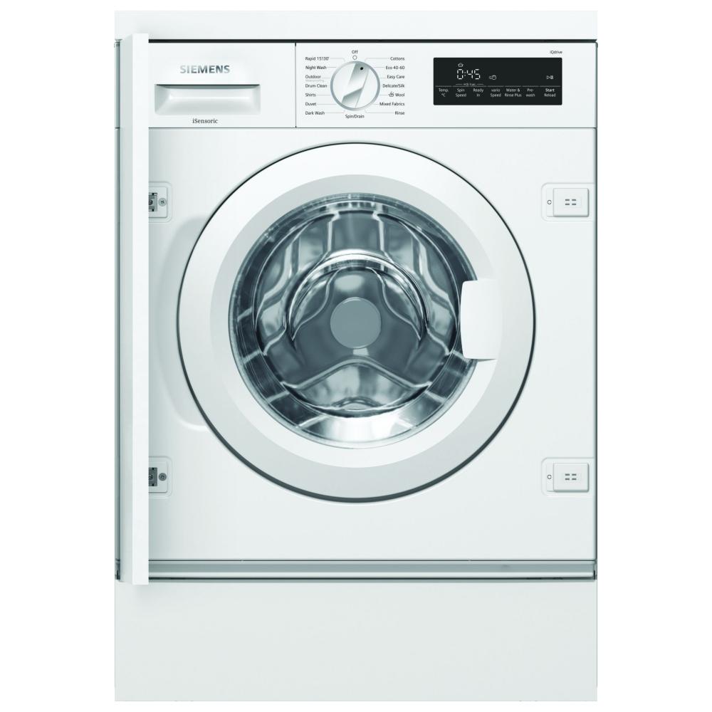 Siemens WI14W501GB 8kg IQ-700 Fully Integrated Washing Machine