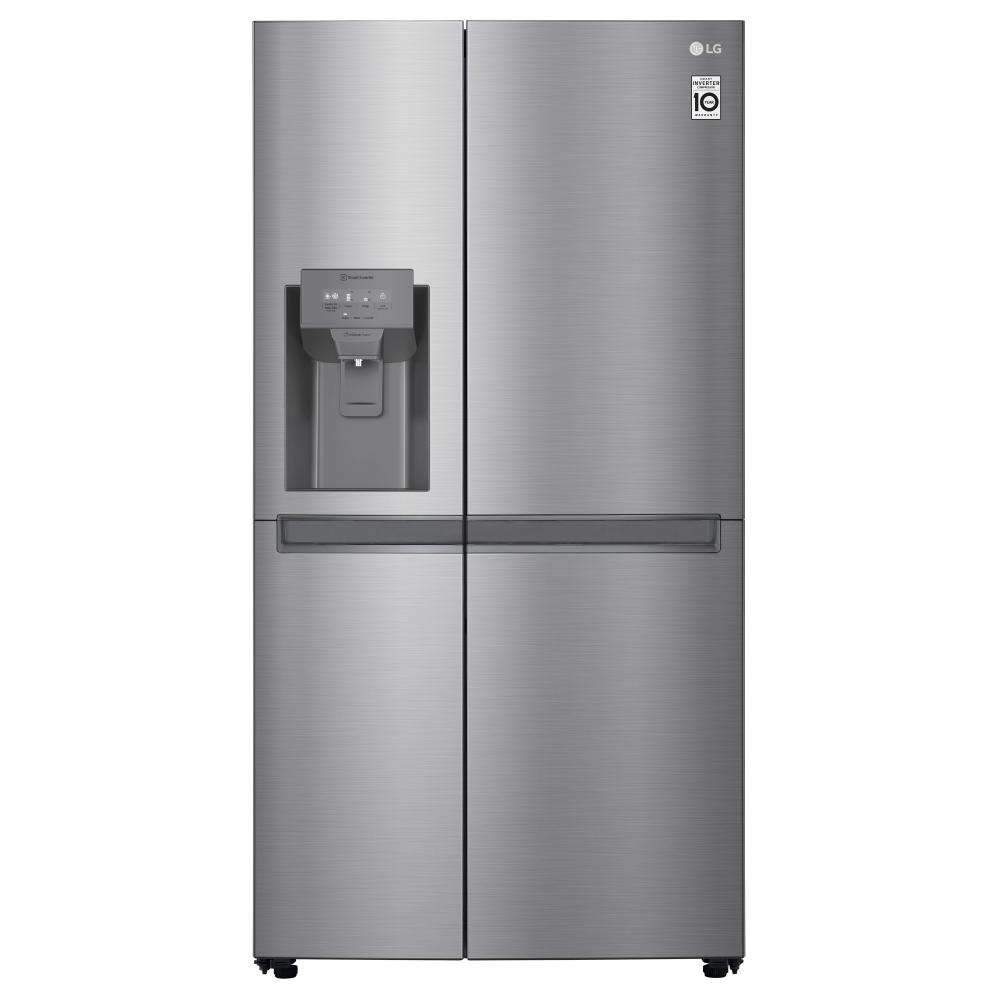 LG GSL480PZXV American Style Fridge Freezer Ice & Water - STAINLESS STEEL
