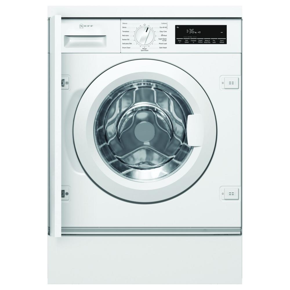 Neff W544BX1GB 8kg Fully Integrated Washing Machine