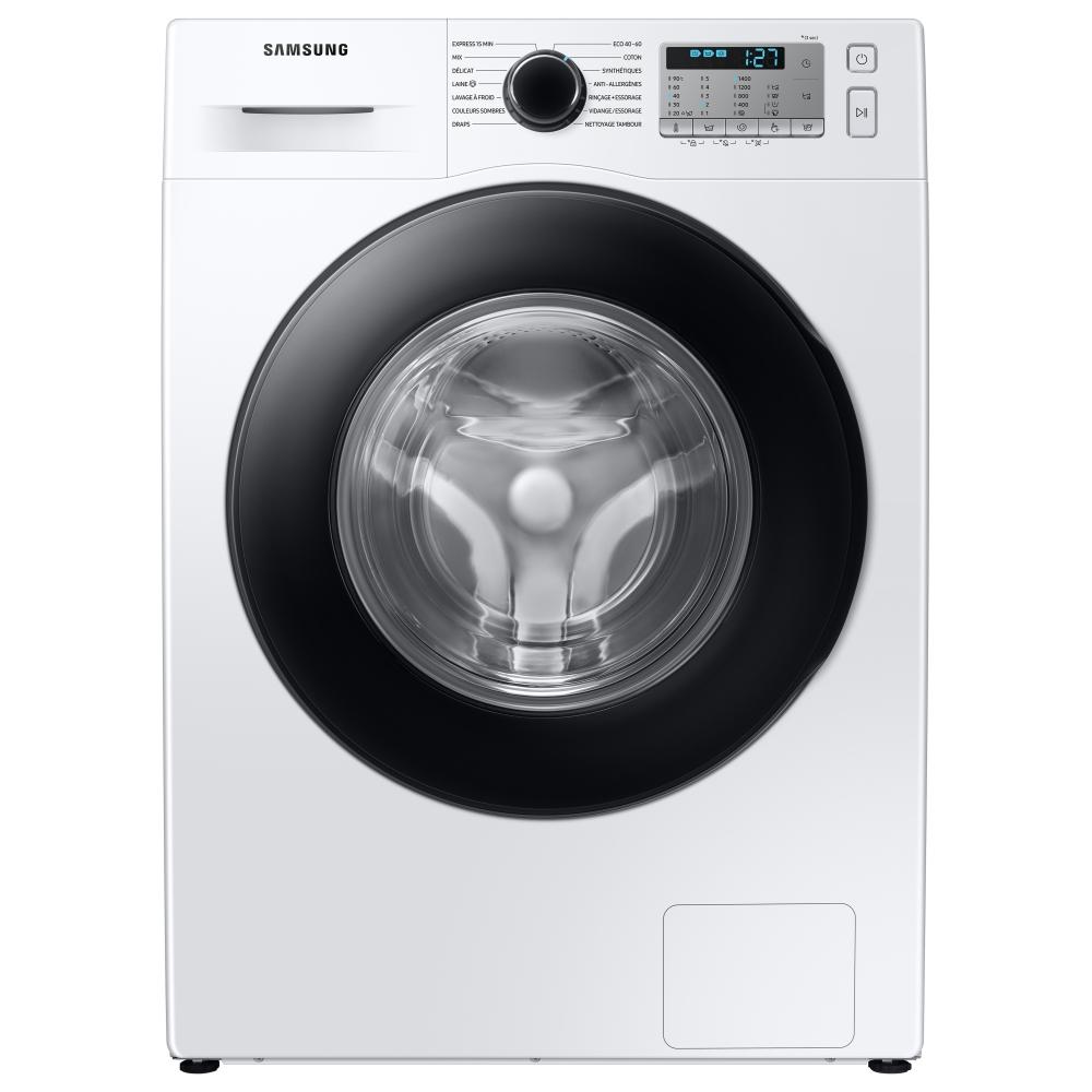 Samsung WW90TA046AH/EU ecobubble 1400rpm Washing Machine 9kg Load Class A+++ White