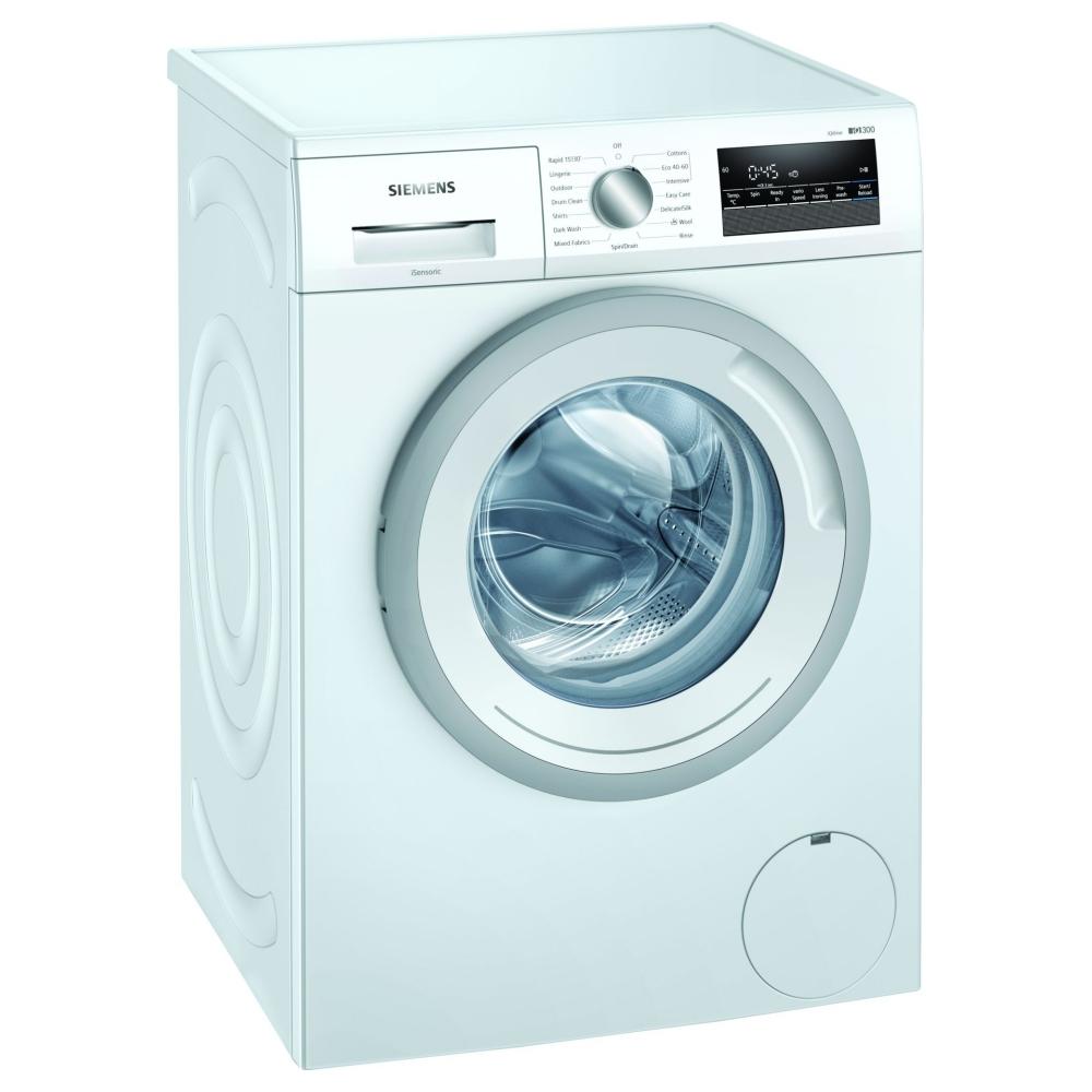 Siemens WM12N202GB 8kg IQ-300 Washing Machine 1200rpm - WHITE