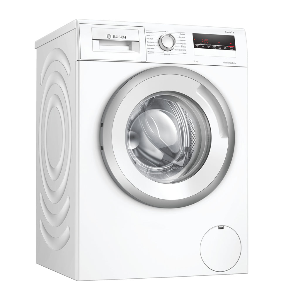 Bosch WAN28281GB 8kg Serie 4 Washing Machine 1400rpm - WHITE