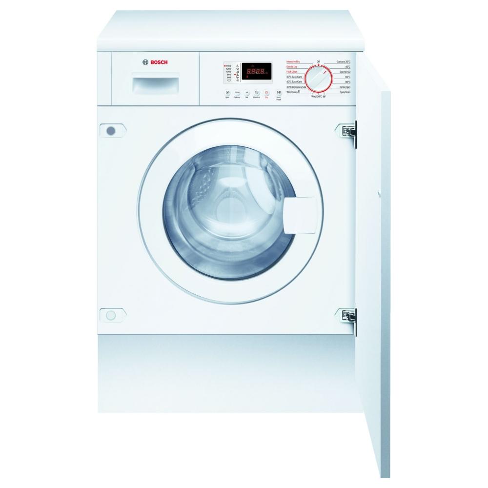 Bosch WKD28352GB 7kg Serie 4 Fully Integrated Washer Dryer