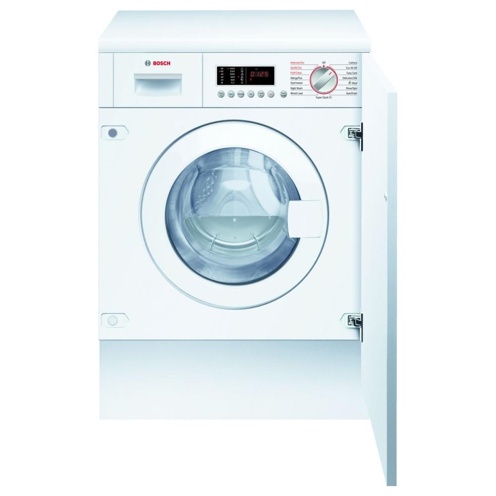 Bosch WKD28542GB 7kg Serie 6 Fully Integrated Washer Dryer