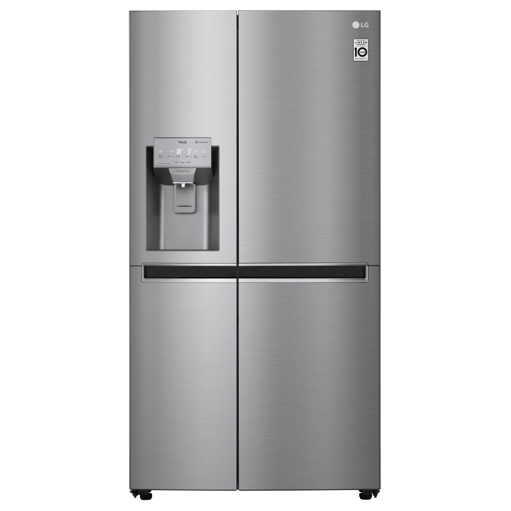 LG GSL961PZJV American Fridge Freezer Non Plumbed Ice & Water - STAINLESS STEEL