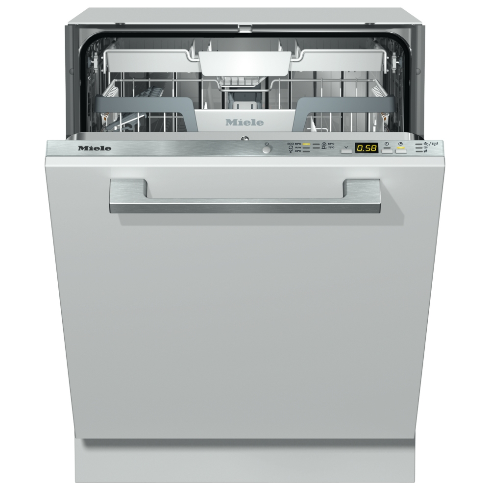 Miele G5277SCVIXXL 60cm Fully Integrated Taller Height Dishwasher