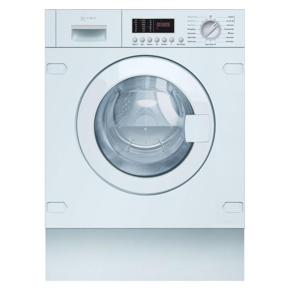 Neff V6540X2GB 7kg Fully Integrated Washer Dryer