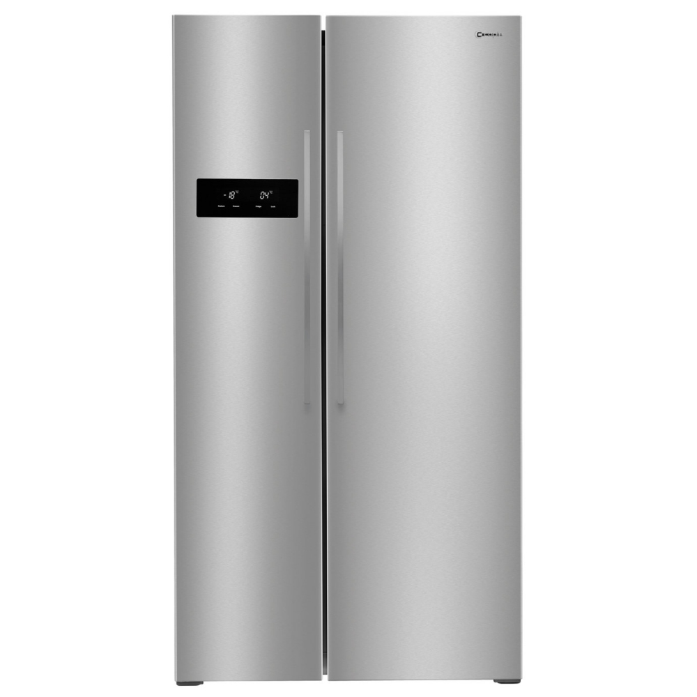 Caple CAFF24 American Style Fridge Freezer - STAINLESS STEEL