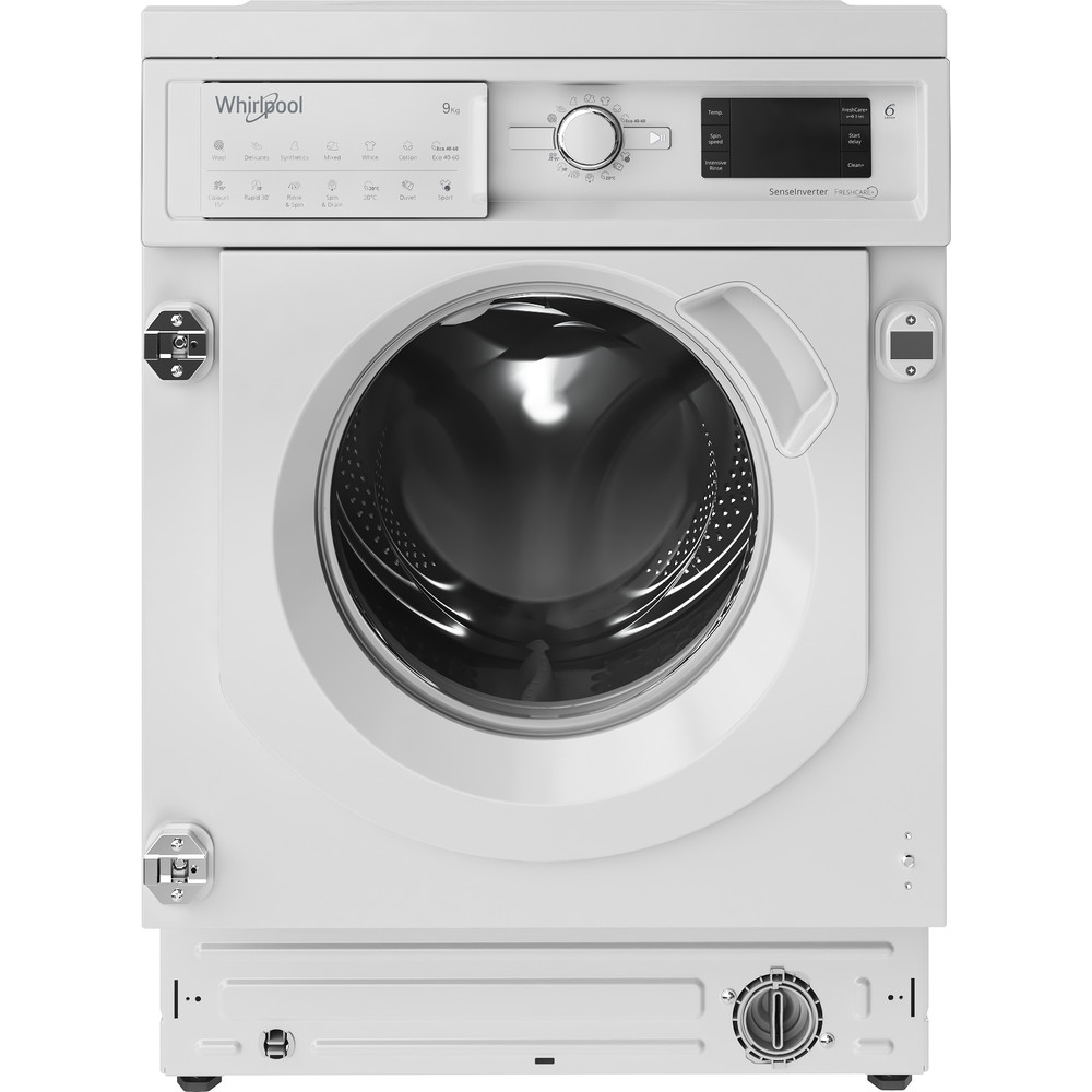 Whirlpool BIWMWG91484 9kg Fully Integrated Washing Machine