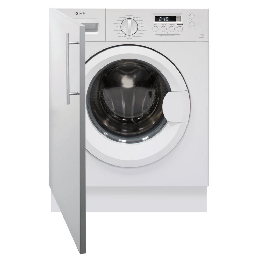 Caple WMI3006 8kg Fully Integrated Washing Machine