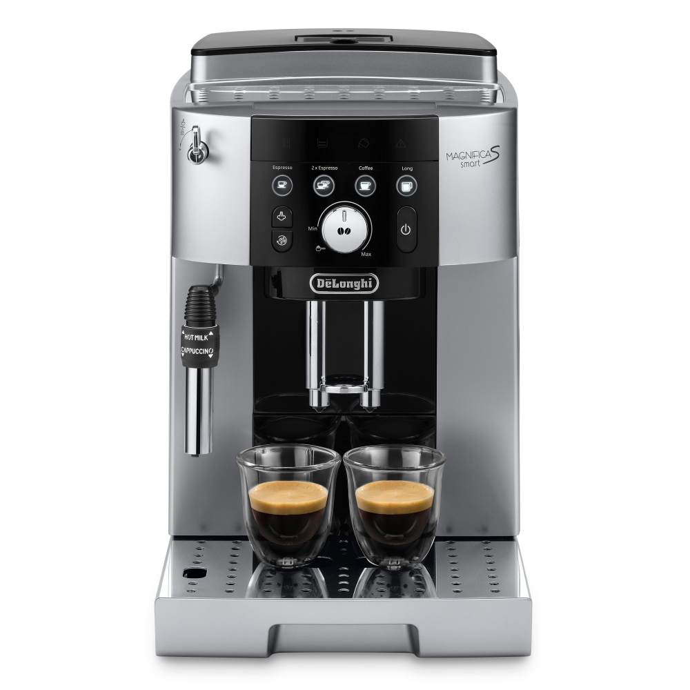 Delonghi ECAM250.23.SB Magnifica S Smart Bean to Cup Freestanding Coffee Machine - SILVER
