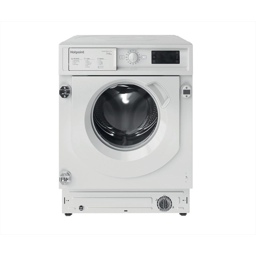 Hotpoint WDHG75148UKN 7kg/5Kg Fully Integrated Washer Dryer
