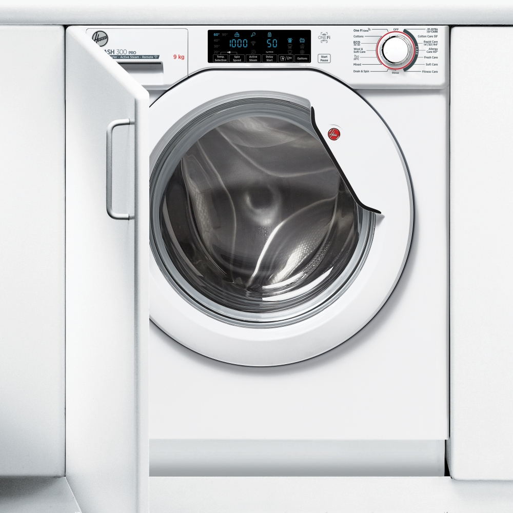Hoover HBWOS 69TMET 9kg Fully Integrated Washing Machine 1600rpm