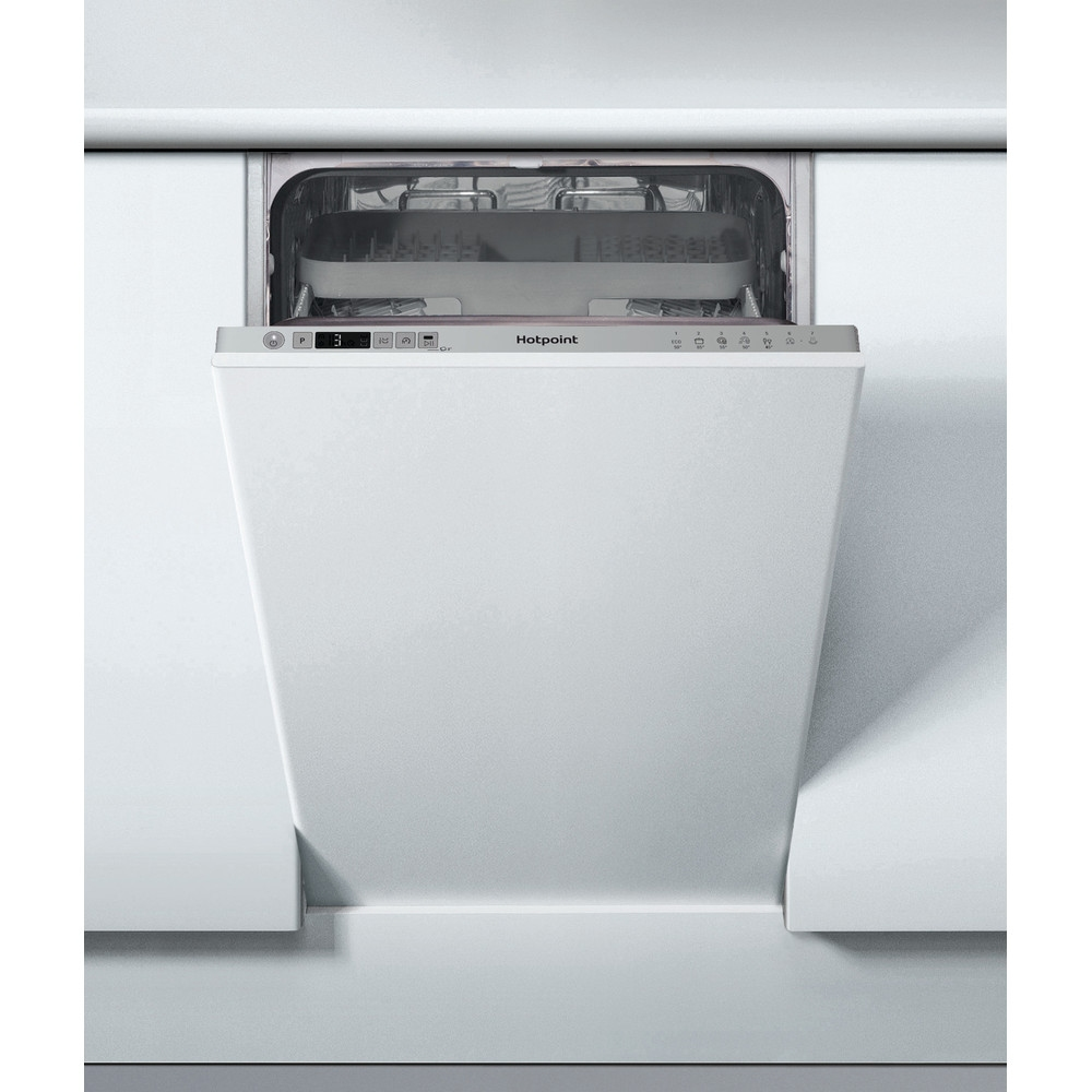 Hotpoint HSIC3M19CUKN 45cm Fully Integrated Dishwasher