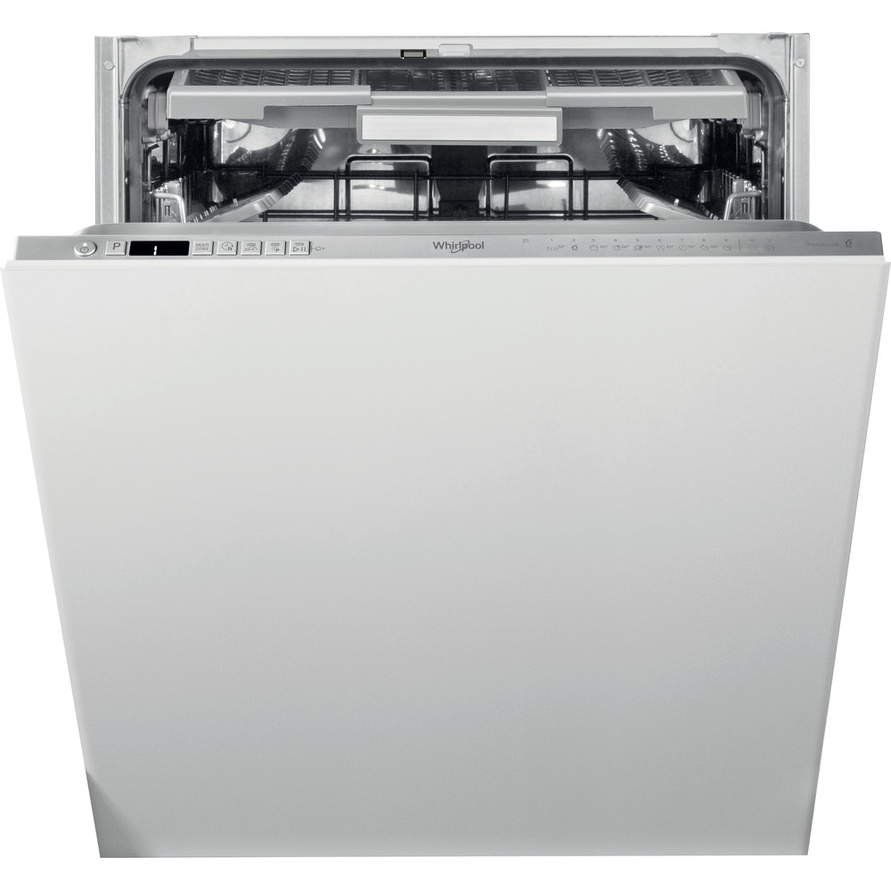 Whirlpool WIO3O33PLESUK 60cm Fully Integrated Dishwasher