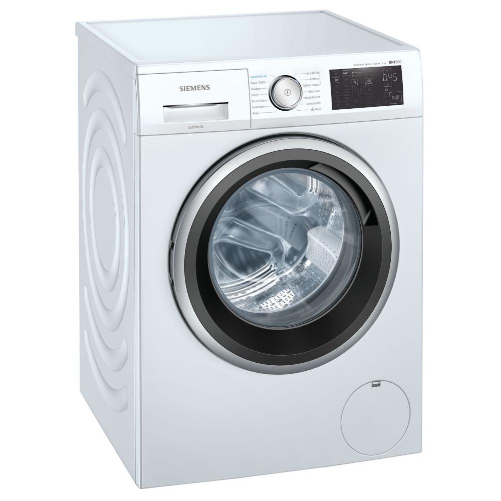 Siemens WM14UQ92GB 9kg IQ-500 Washing Machine 1400rpm - WHITE