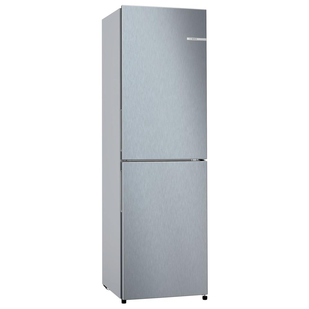 Bosch KGN27NLFAG 55cm Serie 2 Frost Free Fridge Freezer - SILVER