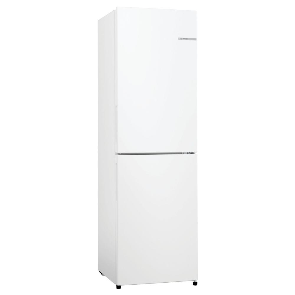 Bosch KGN27NWFAG 55cm Serie 2 Frost Free Fridge Freezer - WHITE