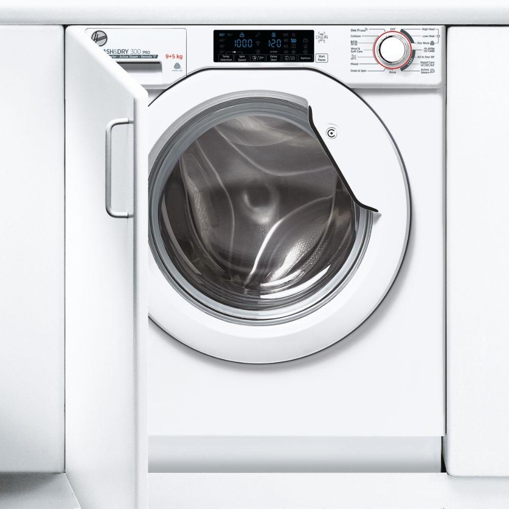 Hoover HBDOS695TMET 9kg Fully Integrated Washer Dryer