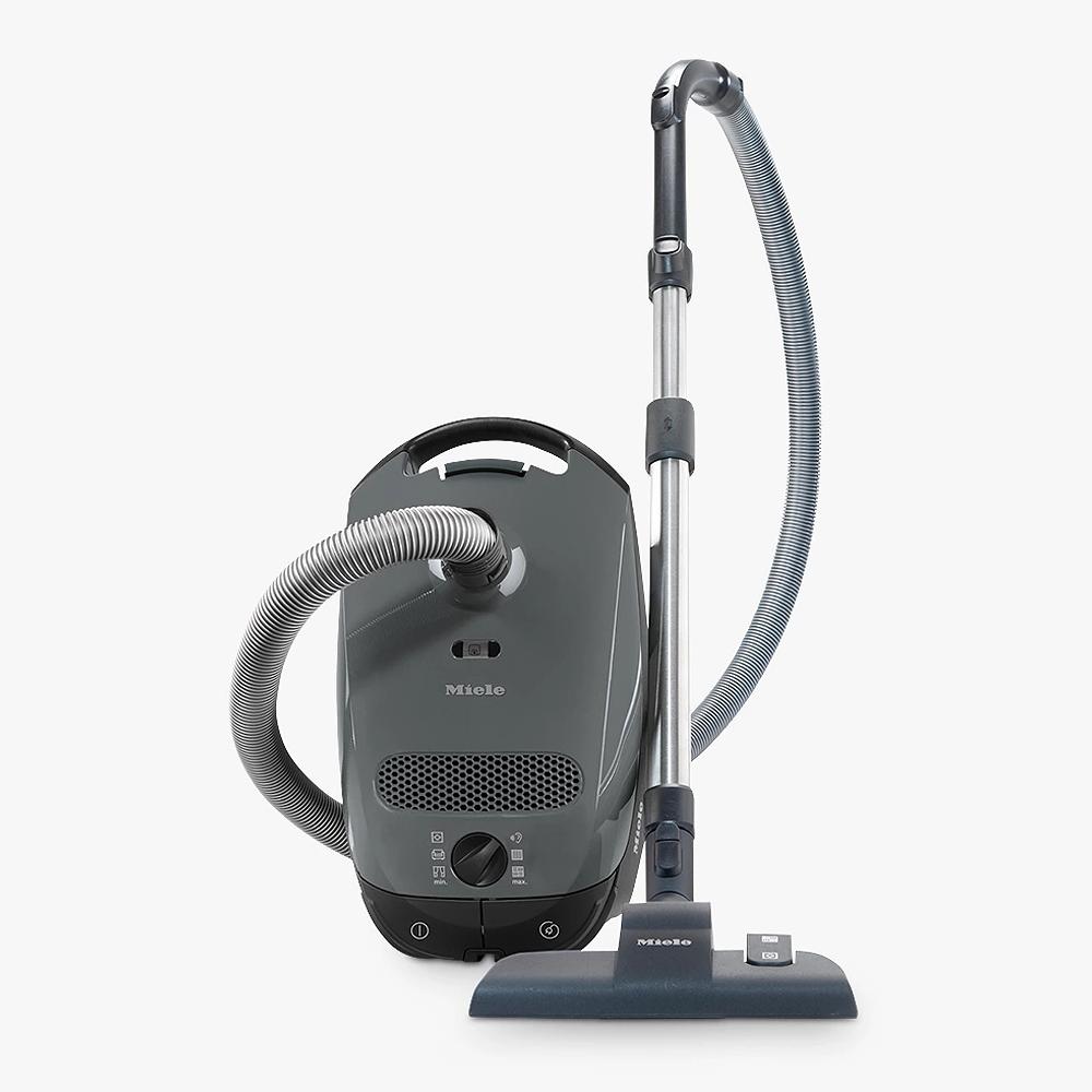 Miele CLASSIC C1 JUBILEE POWERLINE Cylinder Vacuum Cleaner - GREY