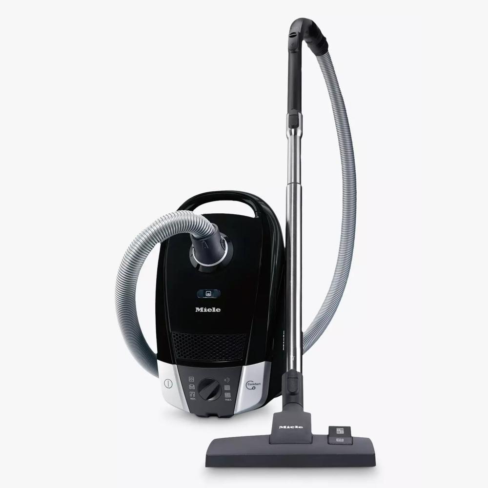 Miele COMPACT C2 POWERLINE Cylinder Vacuum Cleaner - BLACK