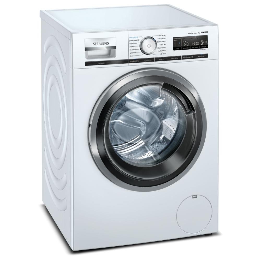 Siemens WM14VPH4GB 9kg IQ-500 Washing Machine 1400rpm - WHITE