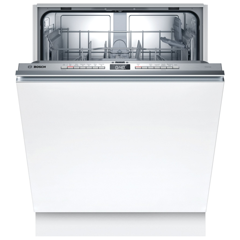 Bosch SGV4HTX27G Serie 4 60cm Fully Integrated Dishwasher