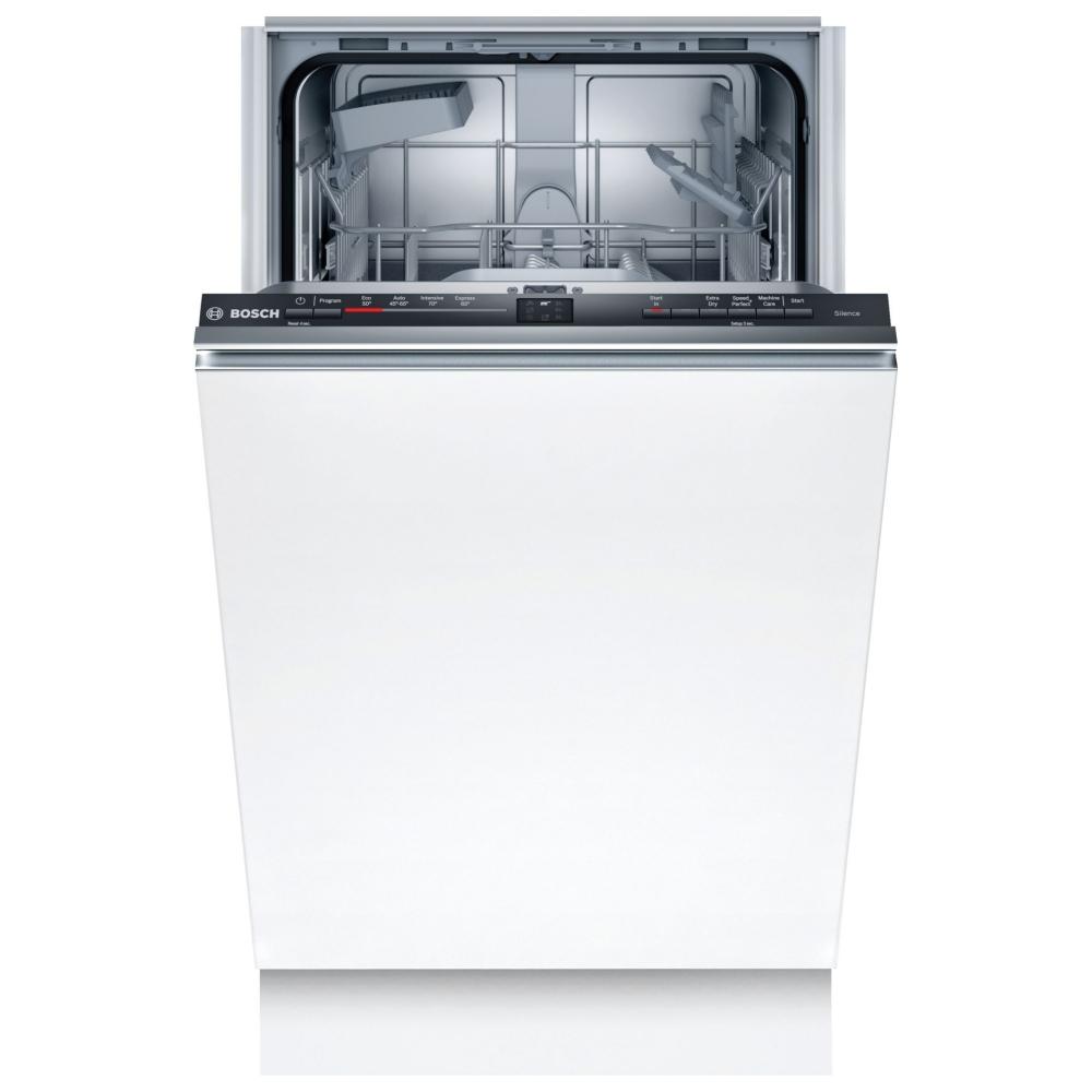 Bosch SRV2HKX39G Serie 2 45cm Fully Integrated Dishwasher