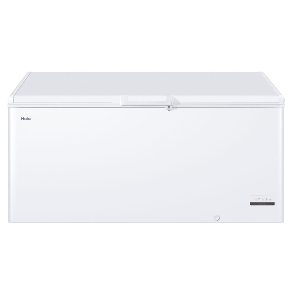Haier HCE519F Chest Freezer 519 Litres - WHITE