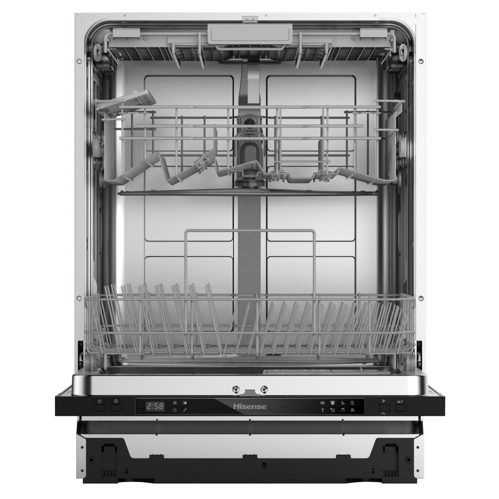 Hisense HV603D40UK 60cm Fully Integrated Dishwasher