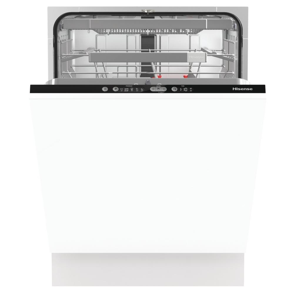 Hisense HV671C60UK 60cm Fully Integrated Dishwasher
