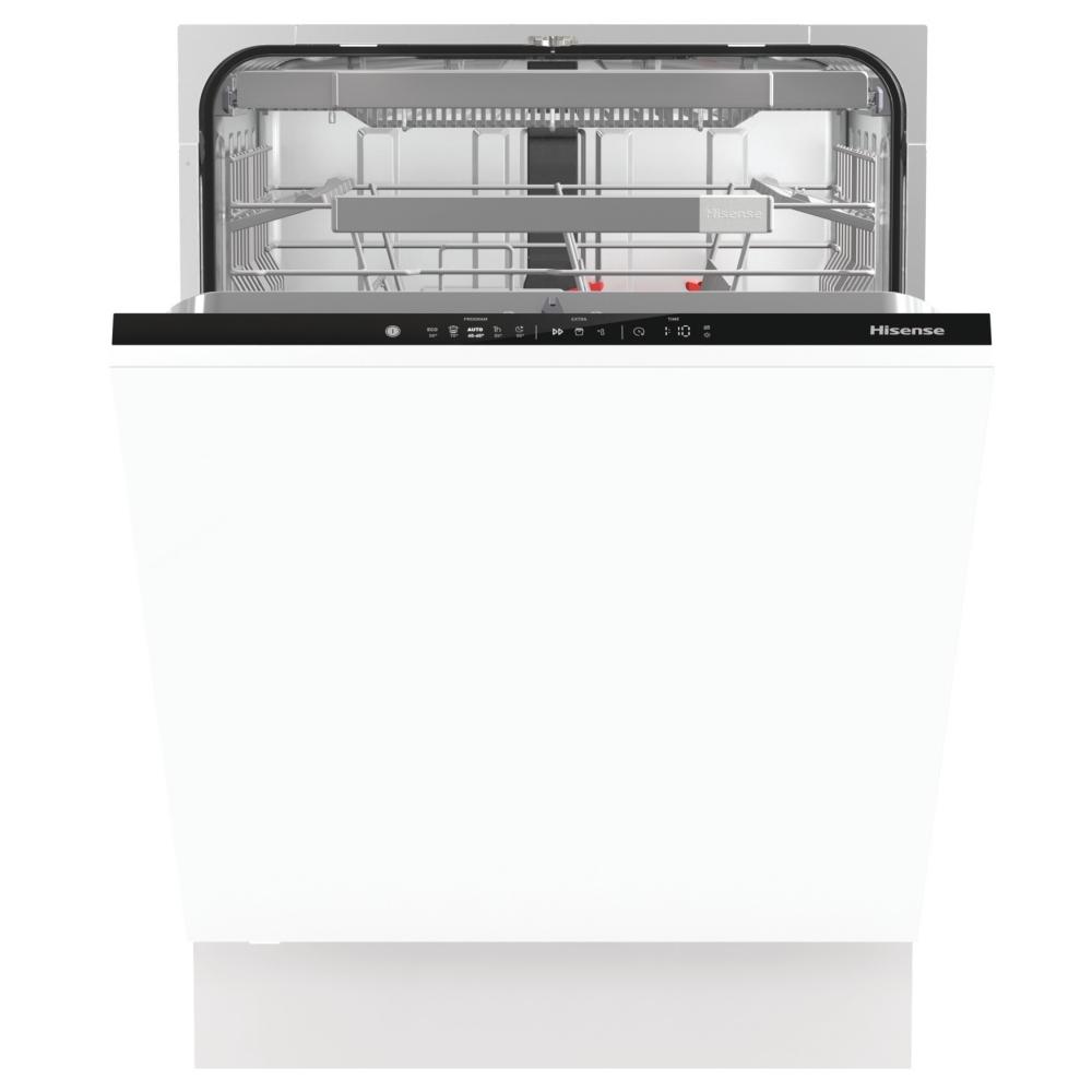 Hisense HV672C60UK 60cm Fully Integrated Dishwasher