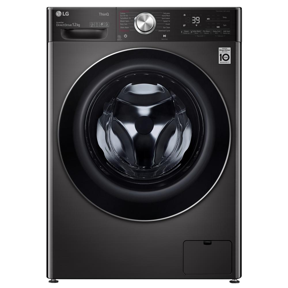 V10 Turbowash 360 F4V1012BTSE 12kg 1400rpm Washing Machine