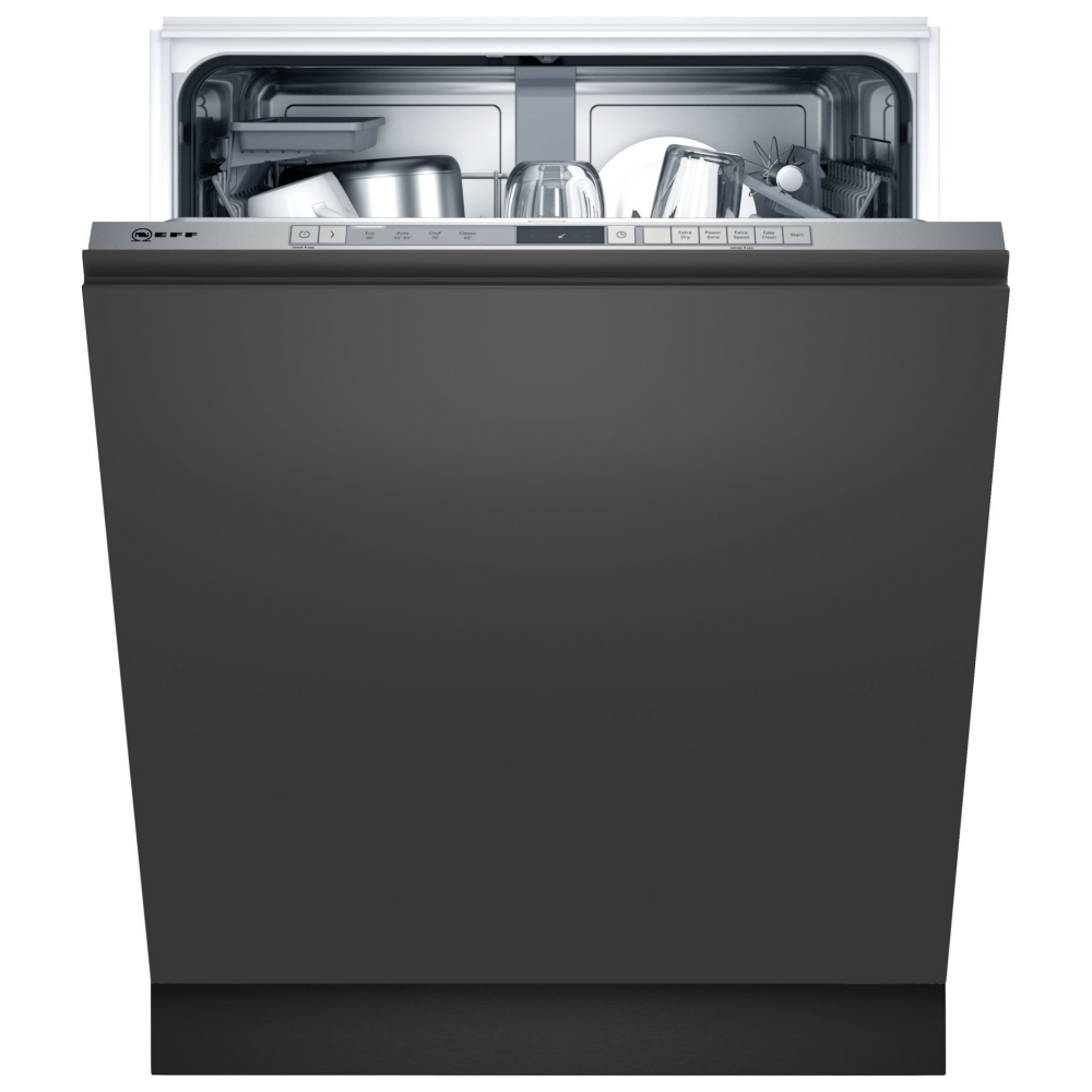 Neff S353HAX02G 60cm Fully Integrated Dishwasher