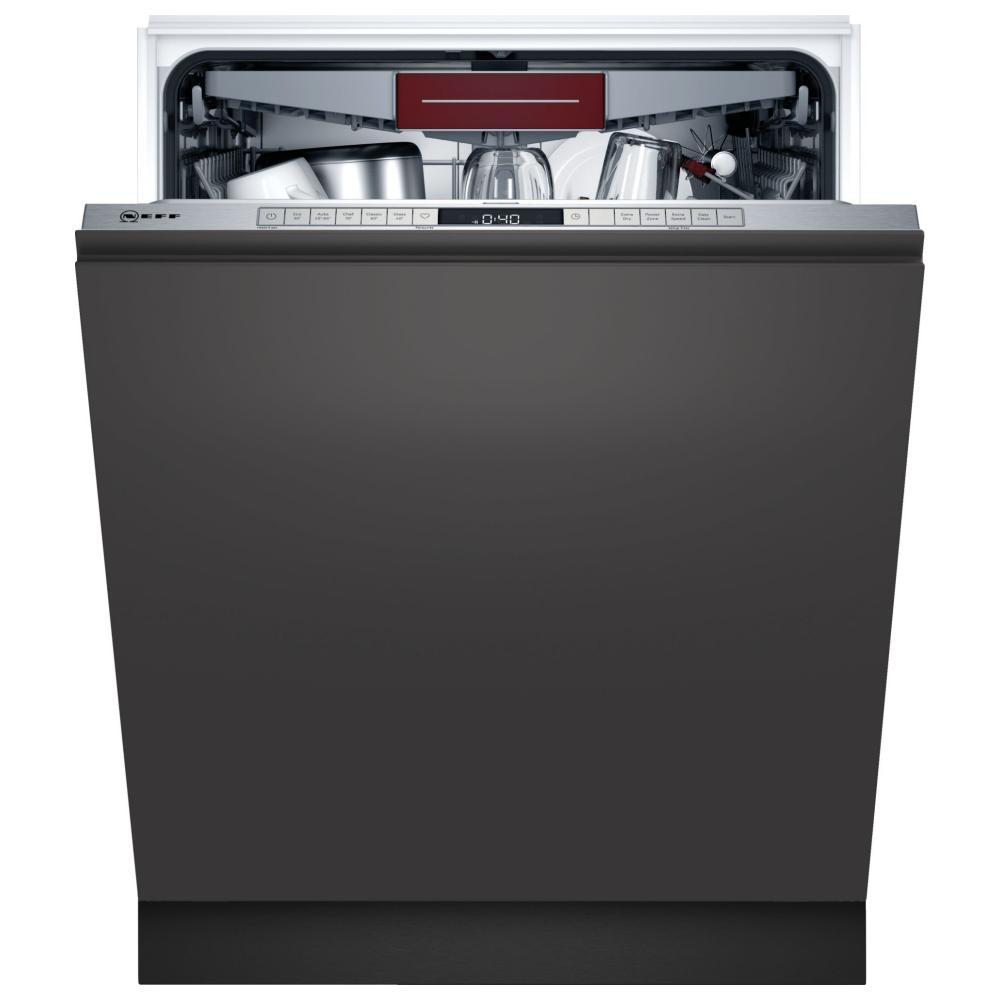 Neff S355HCX27G 60cm Fully Integrated Dishwasher