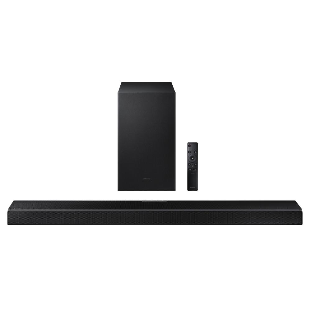 Samsung HW-Q600A Q-Symphony Q600A 3.1.2ch Cinematic Dolby Atmos Soundbar - BLACK