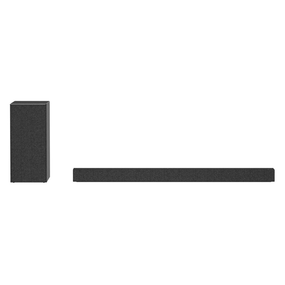LG SP7 440W 5.1ch Bluetooth Soundbar - BLACK
