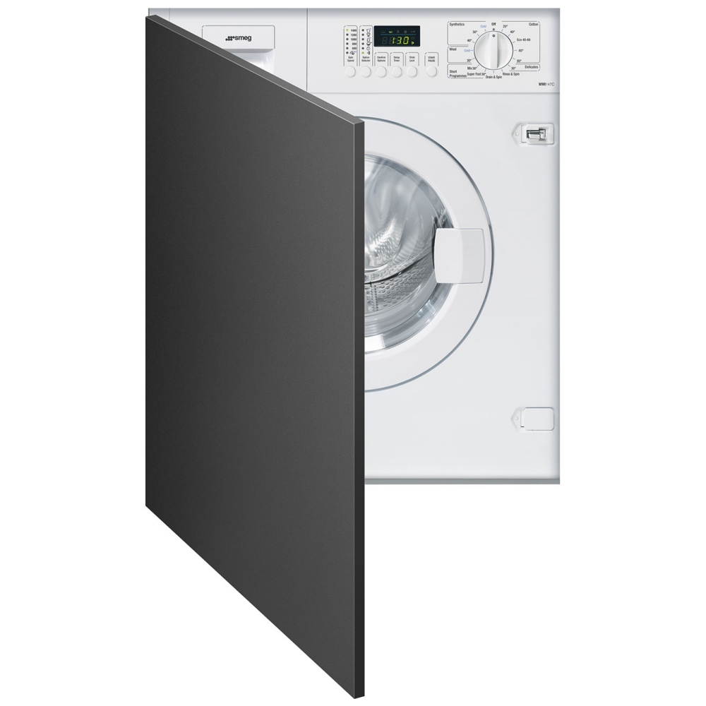 Smeg WMI147C 7kg Fully Integrated Washing Machine